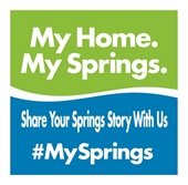 My Home. My Springs. Share your springs story with us using #MySprings.
