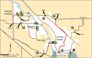 Withlacoochee Quail Farms Map